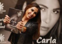 Virginia Serrano presenta 'Carla y los Hombres' en su tierra
