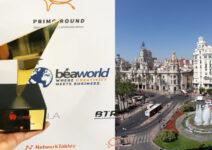 """València recibe el premio """"Mejor Destino – Convention Bureau"""""""