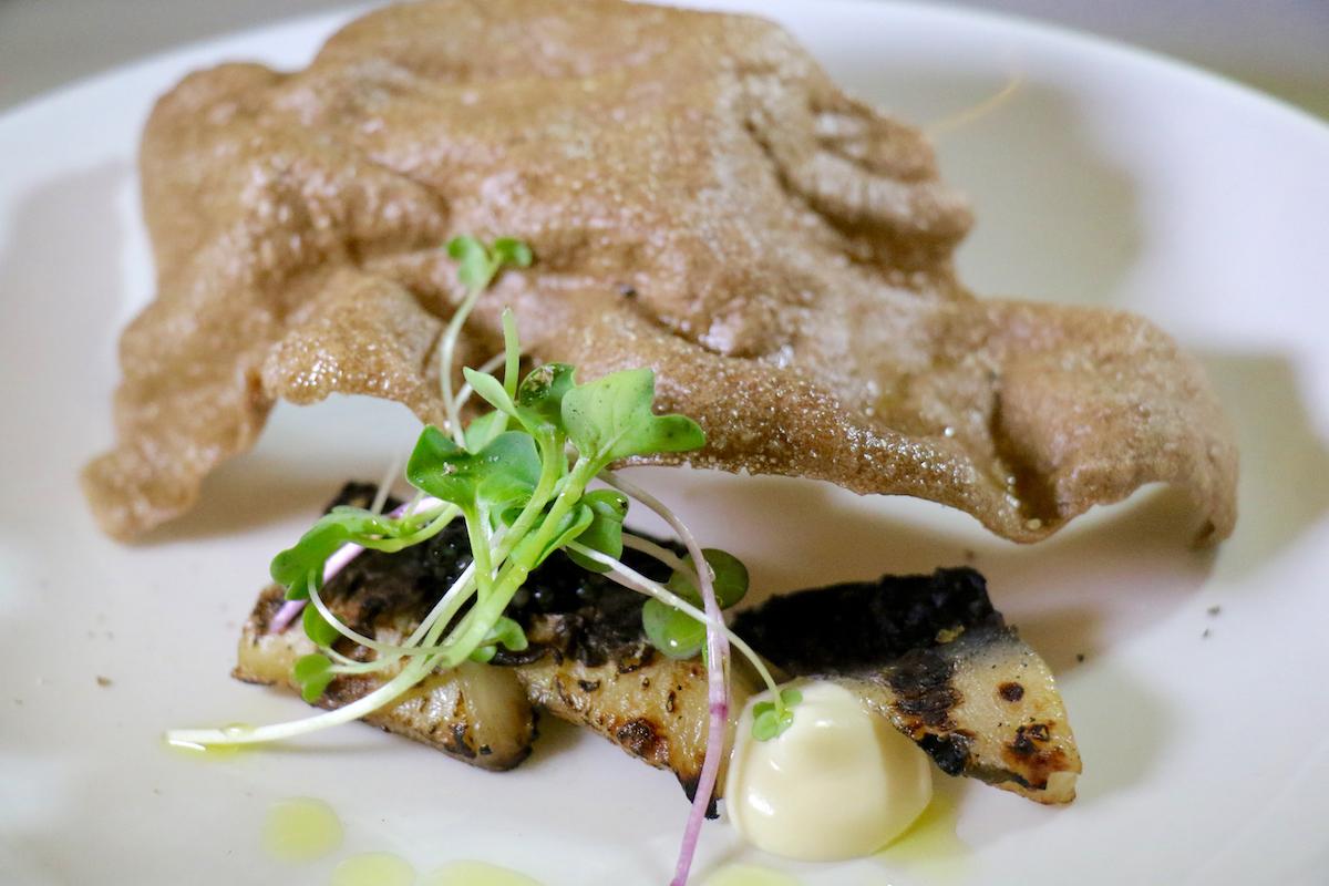 Champán & Caviar en restaurante Els Vents (Alicante)