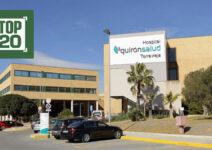 Больницы Quirónsalud Torrevieja и Quirónsalud Valencia награждены премиями  Top-20
