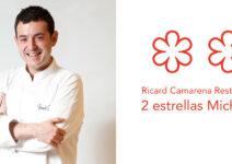 Ricard Camarena Restaurant logra la segunda estrella Michelin
