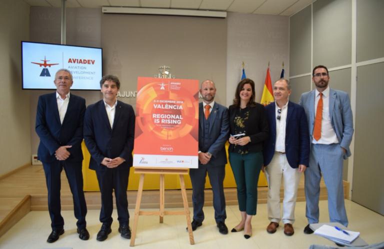 AviaDev: València, punto de encuentro para los aeropuertos y aerolíneas europeas