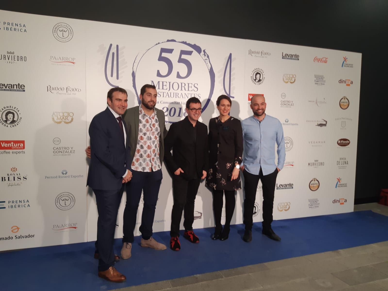 """El chef Bruno Ruiz, del restaurante Aticcook, una de las jóvenes promesas en la guía """"55 mejores restaurantes de la comunidad valenciana 2018"""""""