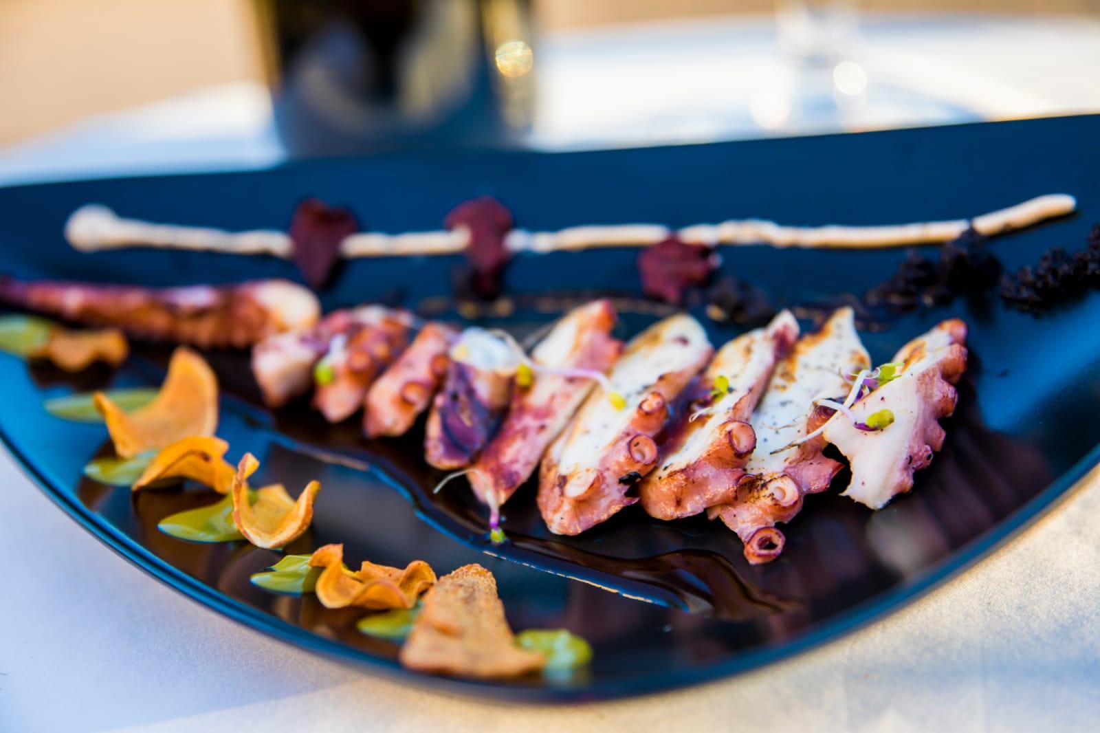 Restaurante Las Columnas, lo que el atún se merece