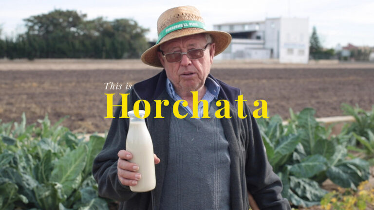 """La Denominación de Origen Chufa de Valencia responde a los ingleses: """"This is Horchata"""""""