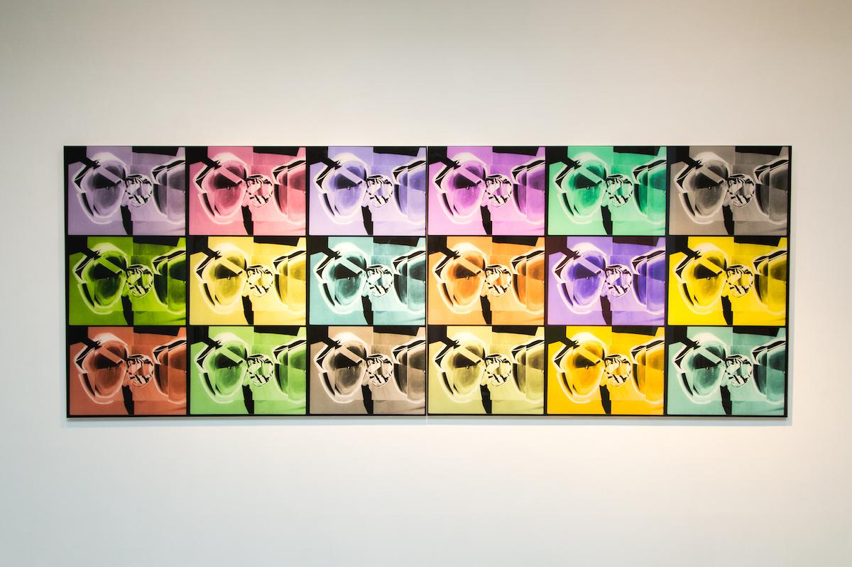 «Нервный цемент» (Художественная галерея Aural, Аликанте)