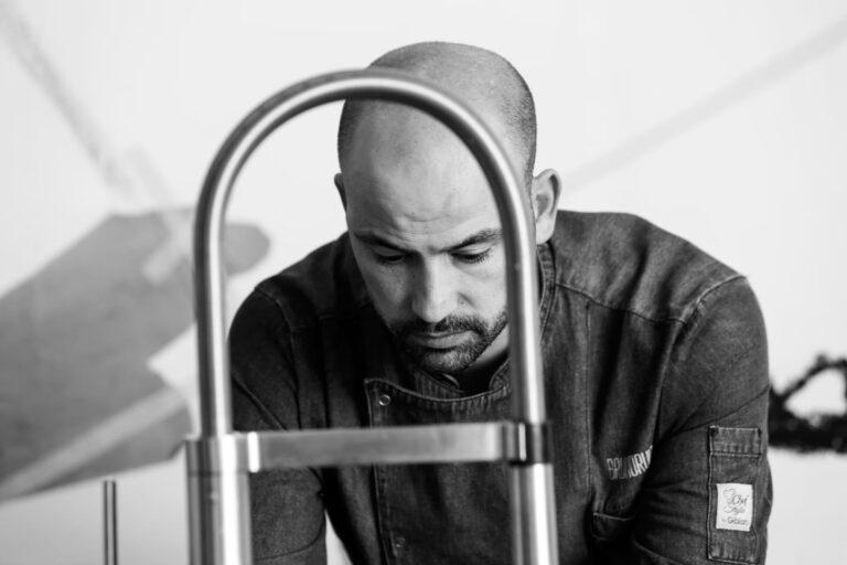 El Chef Bruno Ruiz ofrecerá una ponencia en Madrid Fusión sobre la experiencia de 'cocinar el frío'