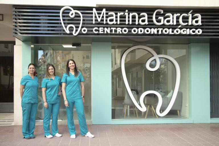 MARINA GARCÍA Centro Odontológico