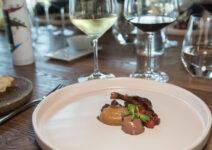 Restaurante La Ereta, arquitectura y gastronomía en el cielo