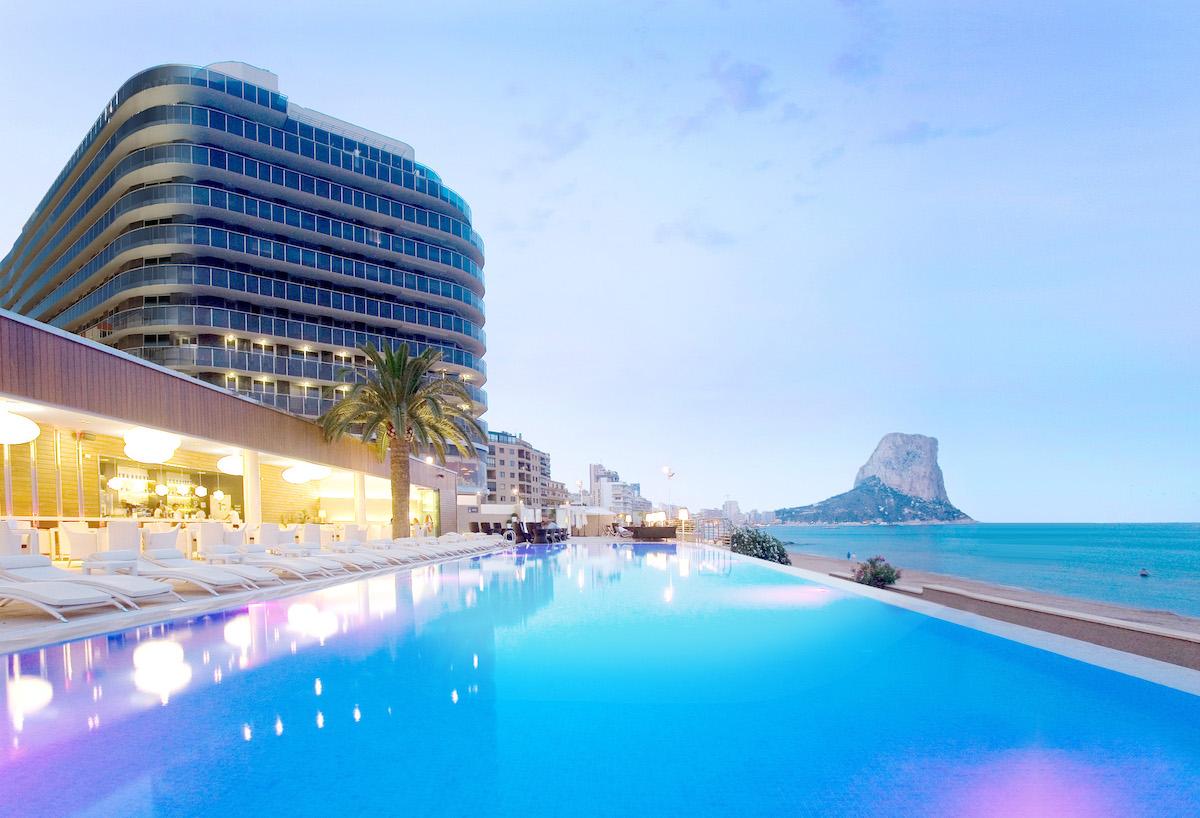 Sol y Mar Hoteles, estancias y puestas de sol