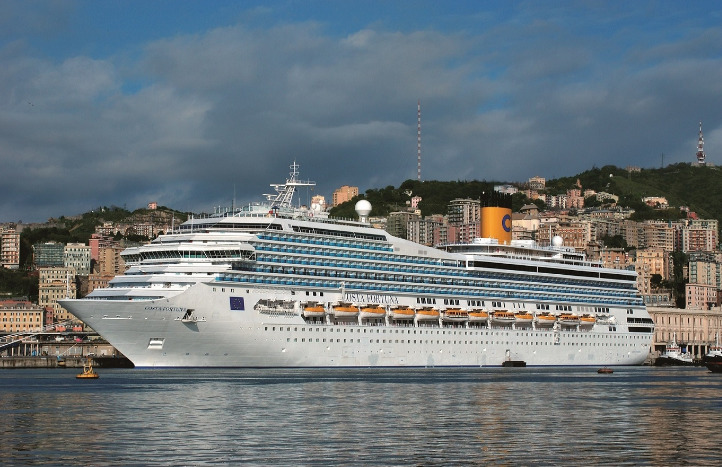 Costa Cruceros inicia sus operaciones en Valencia como puerto base