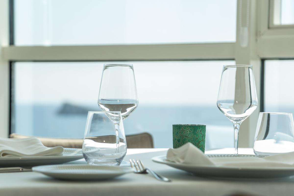 Restaurante Belvedere, cocina de autor desde la planta 21
