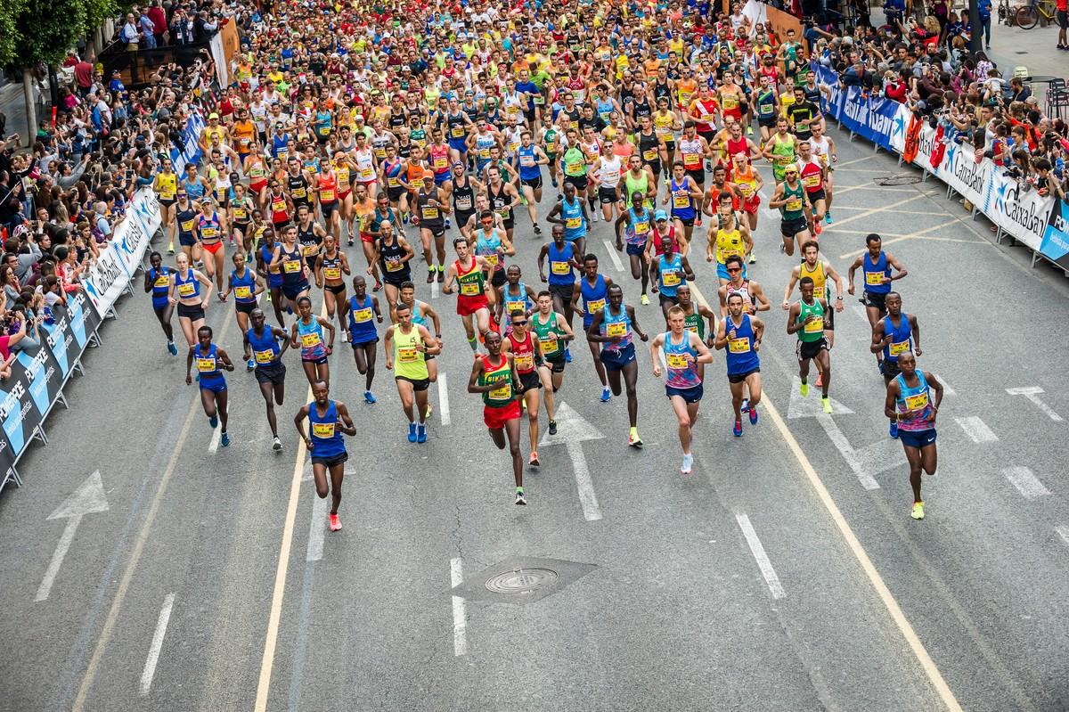 El Medio Maratón Valencia alcanza la mitad de sus dorsales disponibles con más de 8.700 inscritos
