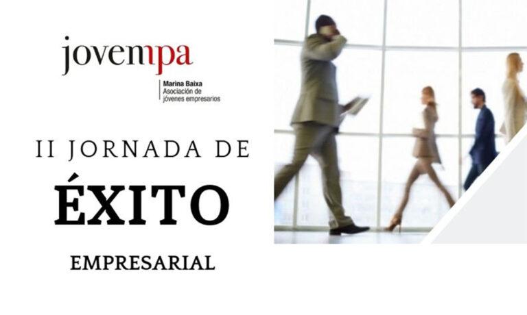 La Asociación de Jóvenes Empresarios de la Provincia de Alicante (Jovempa) presenta la II Jornada de Éxito Empresarial