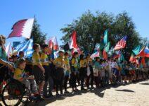 Юные участники «Футбола для дружбы» познакомились в Международном лагере Дружбы в Мадриде