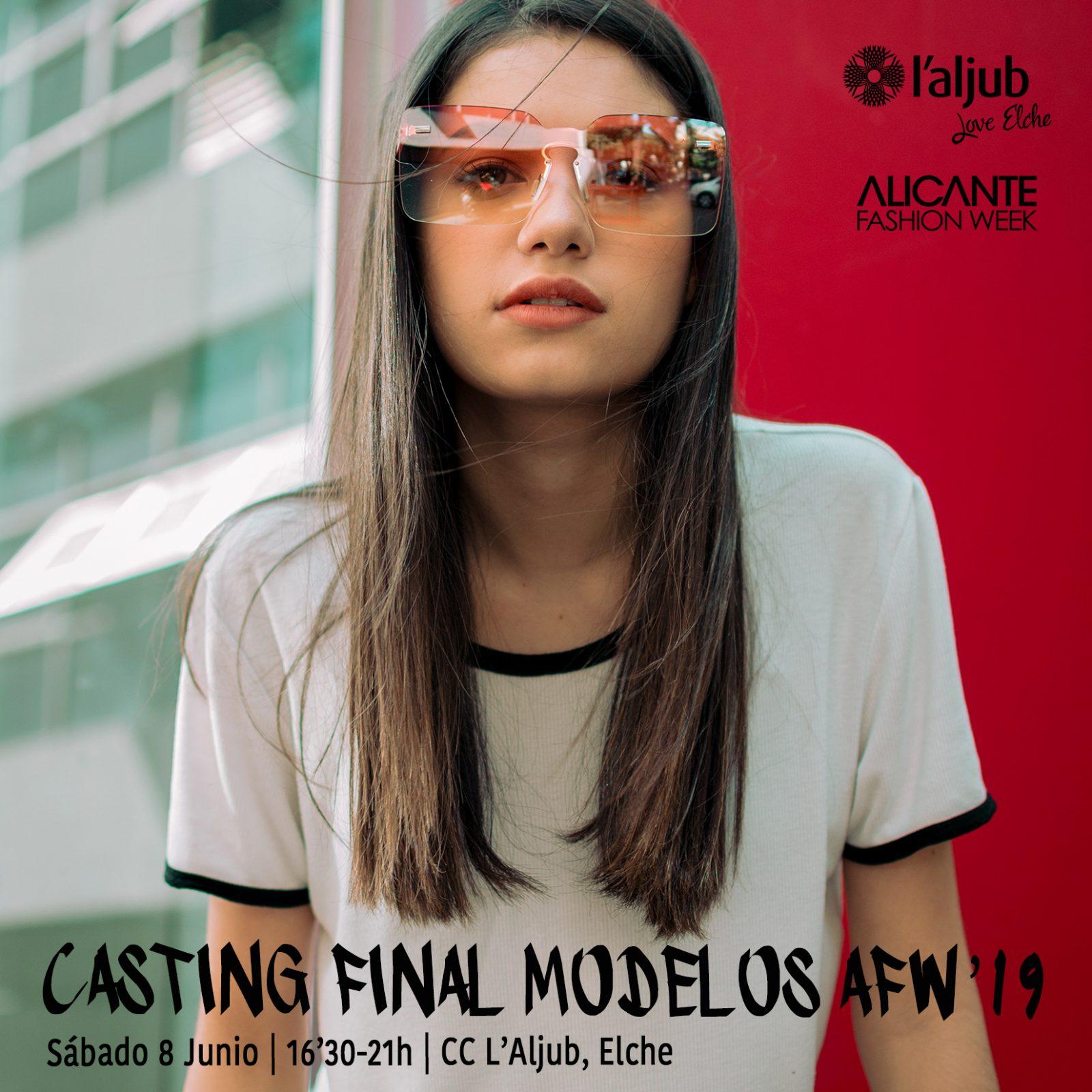 Nueva cita con las 'New Faces' de Alicante Fashion Week 2019 en el Centro Comercial L ́Aljub