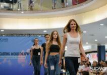 Gran encuentro con los modelos de Alicante Fashion Week 2019 en centro comercial L'Aljub