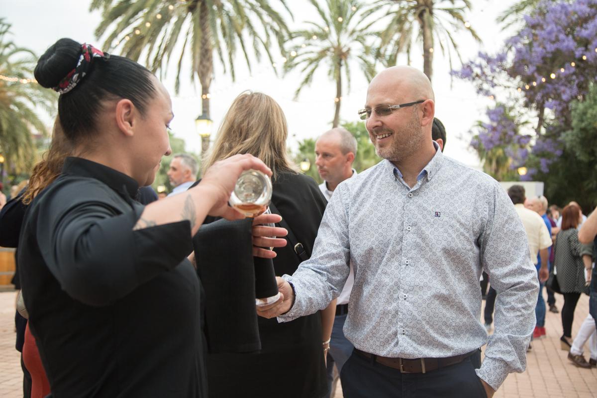 Presentación de los nuevos vinos Rosé de Casa Sicilia en la Finca Maestraldedie