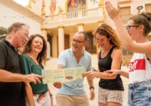 Yincana familiar en Alicante, el Tesoro de Busot