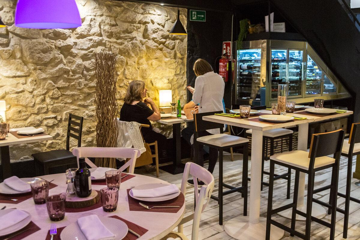 Garvm, un restaurante en el barrio Raval Roig