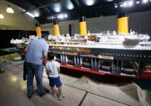 """""""Titanic The reconstruction"""" (Выставочный зал здания Рыбной биржи, Аликанте)"""