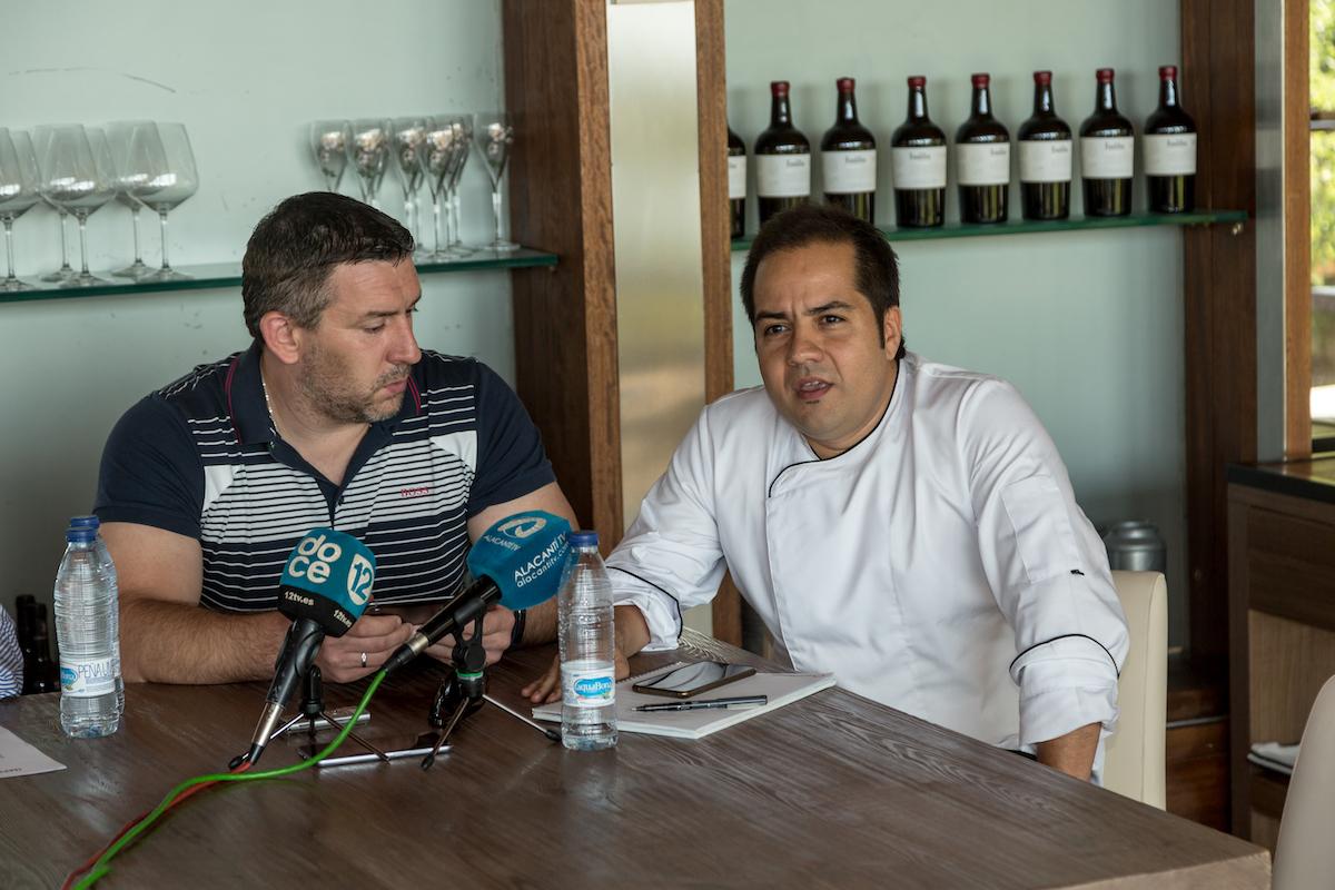 La Cena Gourmet 'Culturas del Mediterráneo' potenciará la cocina del Mare Nostrum de la mano de grandes chefs de la provincia