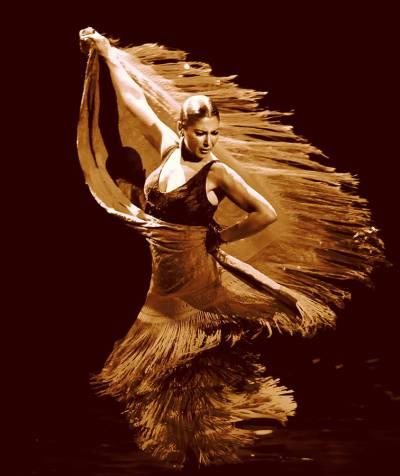 "Festival de verano ""Flamenco on fire"""