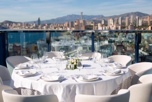 El Restaurante Belvedere estrena nueva carta de verano inspirada en la tradición alicantina