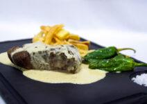 Andra Mari — ресторан баскской кухни с авторсками нотками в Кампельо