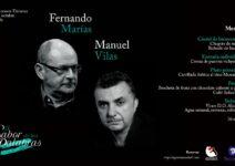 """""""El Sabor de las Palabras"""", cenas literarias con eminentes escritores en el Restaurante Dársena"""