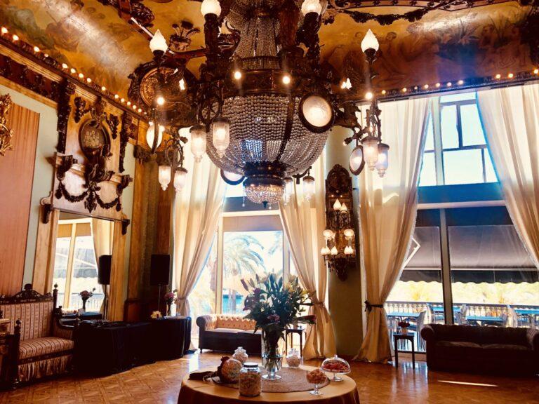 Real Liceo Casino вновь открывает свои двери и предлагает средиземноморскую авторскую кухню в салоне Xicranda