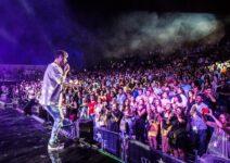Melendi vuelve un año más a llenar el auditorio de Starlite Festival