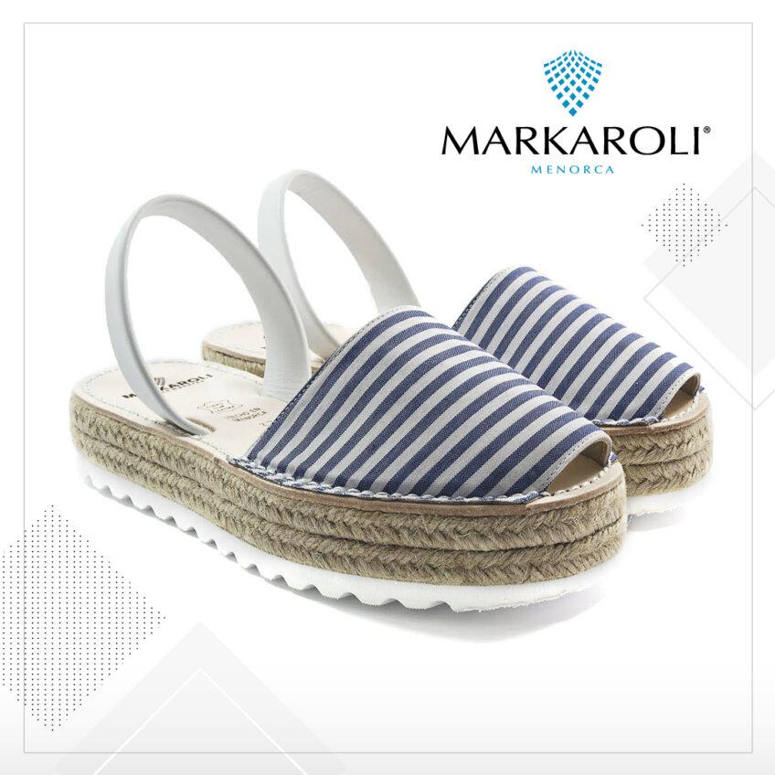 Markaroli, las auténticas avarcas menorquinas con valor añadido
