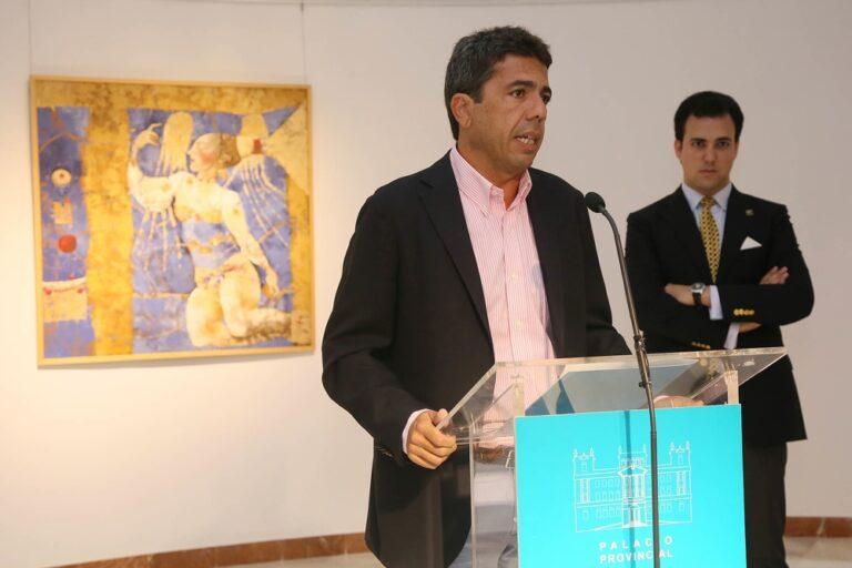 La Diputación de Alicante acoge la exposición 'Musas: Rusia y Alicante'