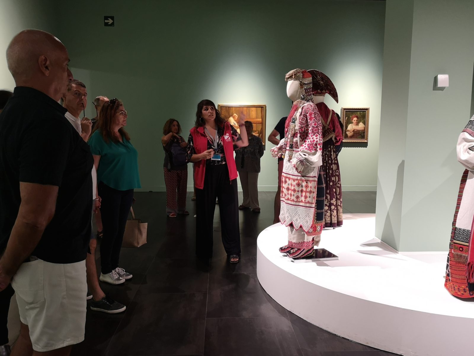 """""""Santas, reinas y obreras. La imagen de la mujer en el arte ruso"""", en la Colección del Museo Ruso/Málaga"""