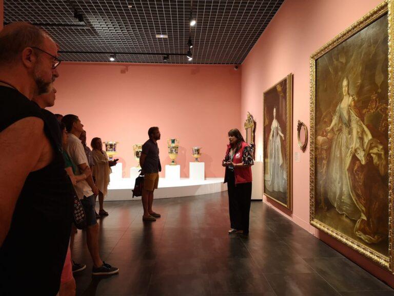 «Святые, царицы и работницы. Образ женщины в русском искусстве» (Филиал Русского музея, Малага)