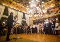 El Real Liceo Casino de Alicante inicia una nueva etapa con una espectacular fiesta de inauguración
