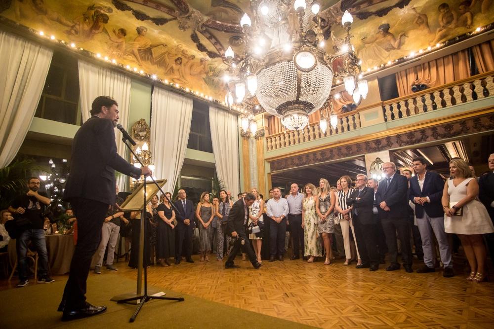 El Real Liceo Casino De Alicante Inicia Una Nueva Etapa Con Una Espectacular Fiesta De Inauguración Impulsplus