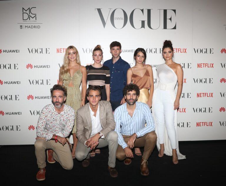 Madrid acogió la gran fiesta de la moda Vogue Fashion's Night Out 2019
