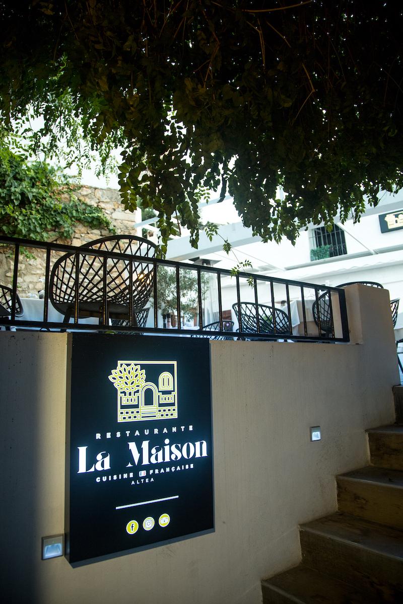 Restaurante La Maison, irreductible cocina gala