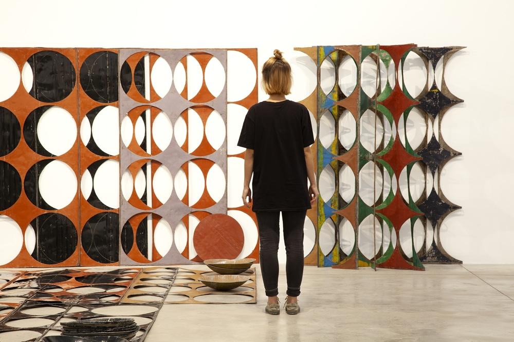 Bombas Gens organiza la primera exposición individual en España de la artista india Sheela Gowda