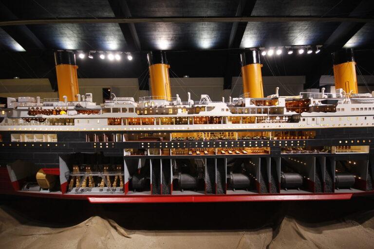 Últimos días para visitar la exposición del Titanic en Alicante
