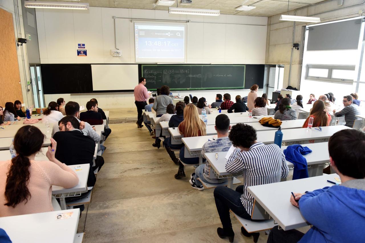 Centro de Lenguas de la Universidad de Murcia: calidad en formación y certificación de idiomas