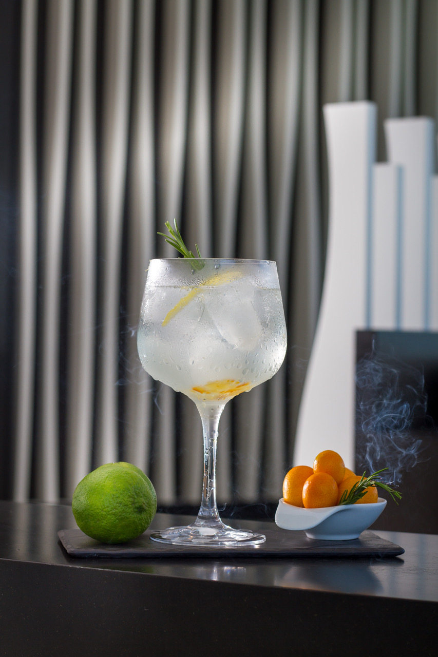 Джин-тоник от Doreé Gin & Sea