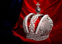 5 facts about the Great Imperial Crown, the Romanovs' most prized (and costly) possession