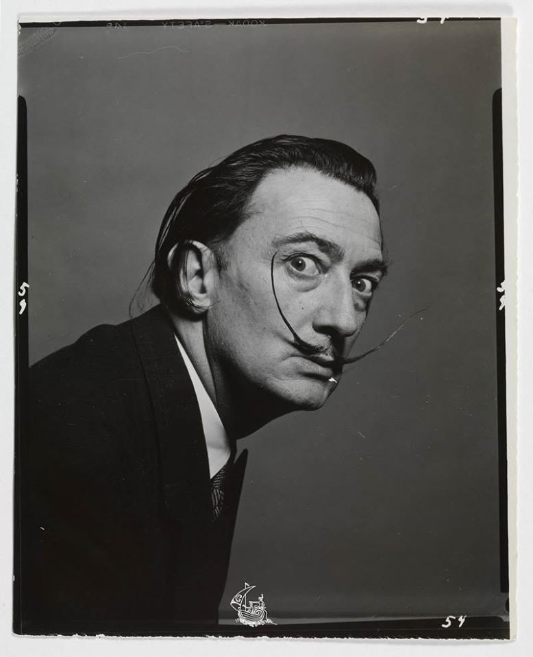 The exhibition Salvador Dalí. Magic Art will be seen from January until March 2020 at the Manege Centre, in Moscow
