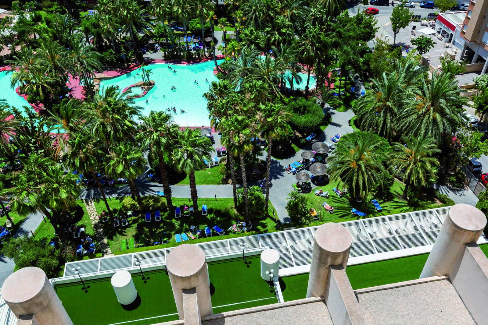 Melià Benidorm chooses Saxun to help expand its hotel space