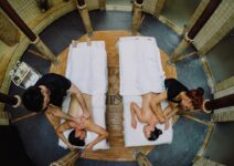 El balneario que combate el estrés