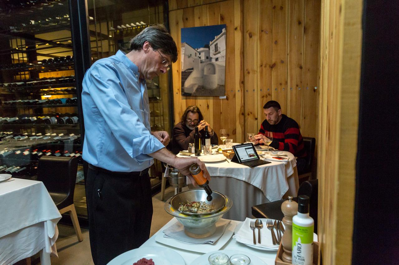 (el) de Pepe, un restaurante muy suyo