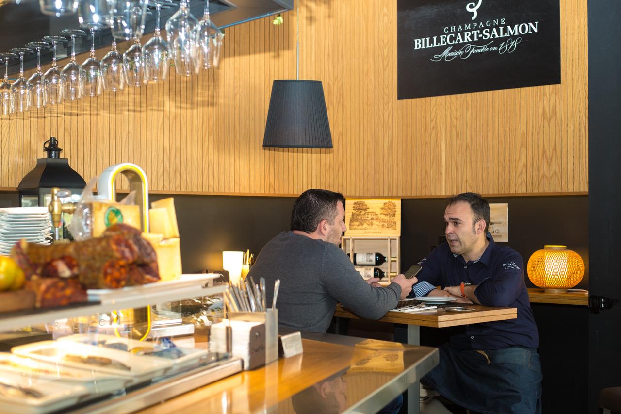 El Chaflán de Luceros, el sabor de Luceros